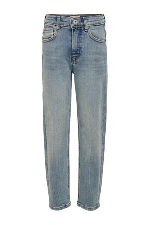 high waist mom jeans Calla light denim