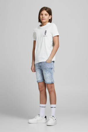 jeans bermuda Rick stonewashed