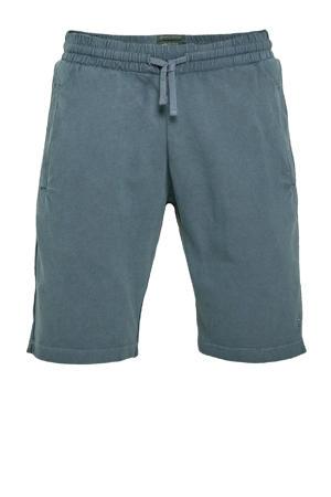 regular fit sweatshort Bullwinkle grijsblauw