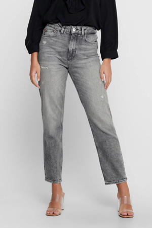 straight fit jeans grey wash