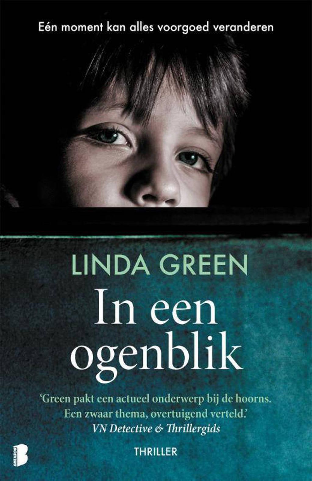 In een ogenblik - Linda Green