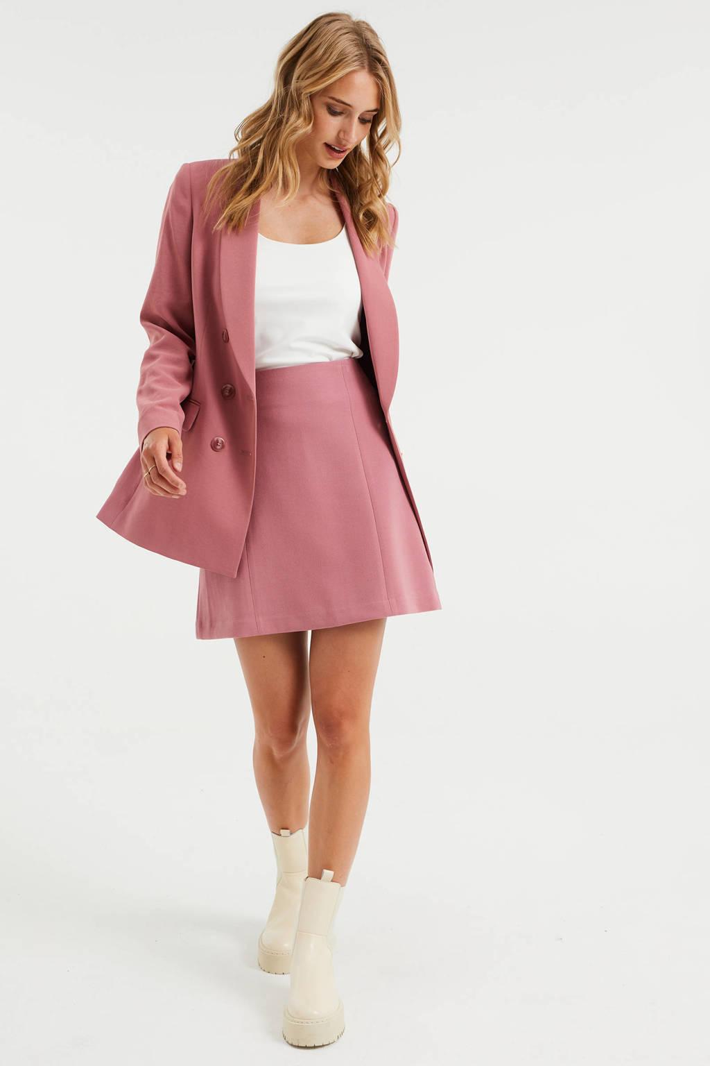 WE Fashion rok roze, Roze