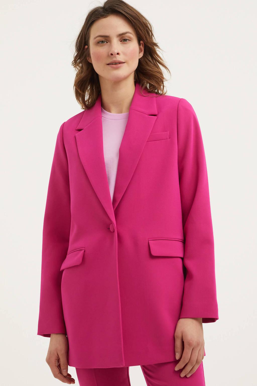 NIKKIE blazer Lenny roze, Roze