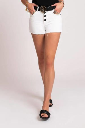 jeans short Cato wit