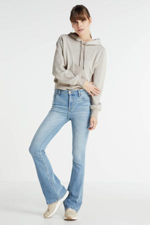 hoodie Nadine grey sand