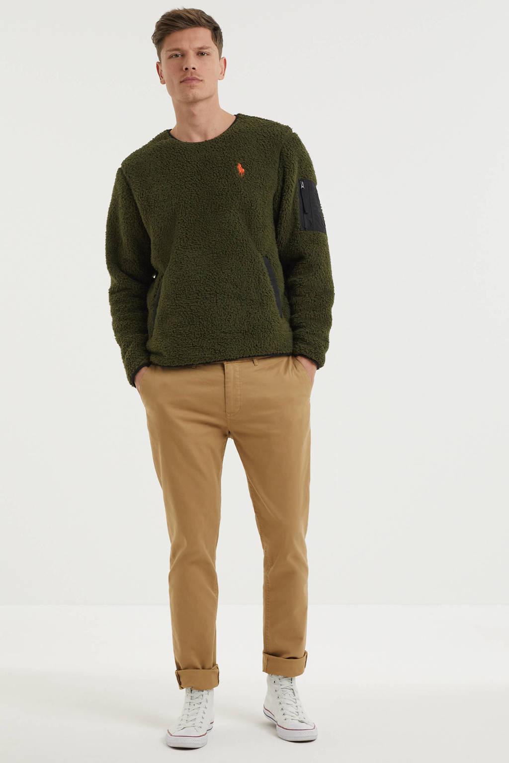 POLO Ralph Lauren sweater met logo groen, Groen