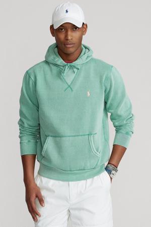 hoodie mintgroen