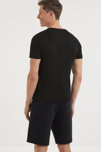POLO Ralph Lauren T-shirt met logo zwart, Zwart
