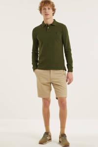 POLO Ralph Lauren slim fit polo met logo groen, Groen