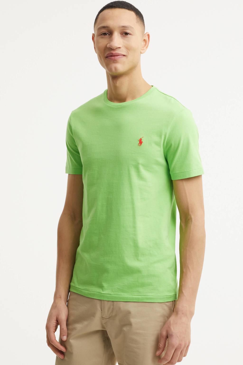 POLO Ralph Lauren T-shirt limegroen, Limegroen