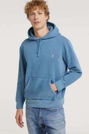 hoodie lichtblauw