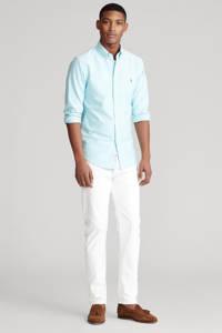 POLO Ralph Lauren slim fit overhemd licht turquoise, Licht turquoise