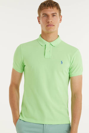 slim fit polo cruise lime