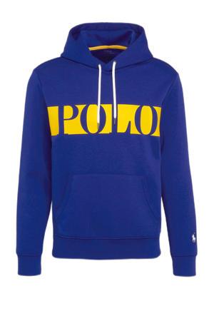 hoodie met logo heritage royal