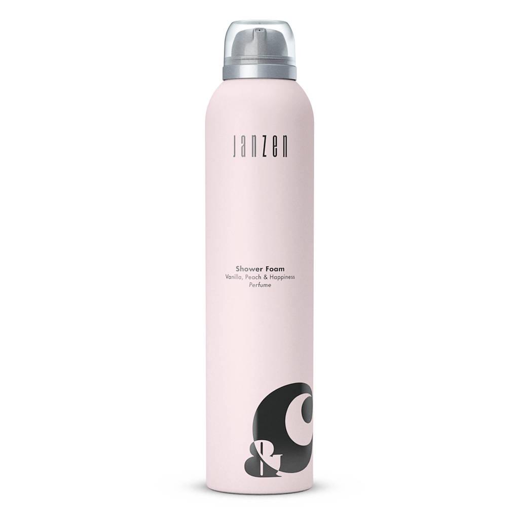 Janzen Vanilla Peach showergel - 250 ml