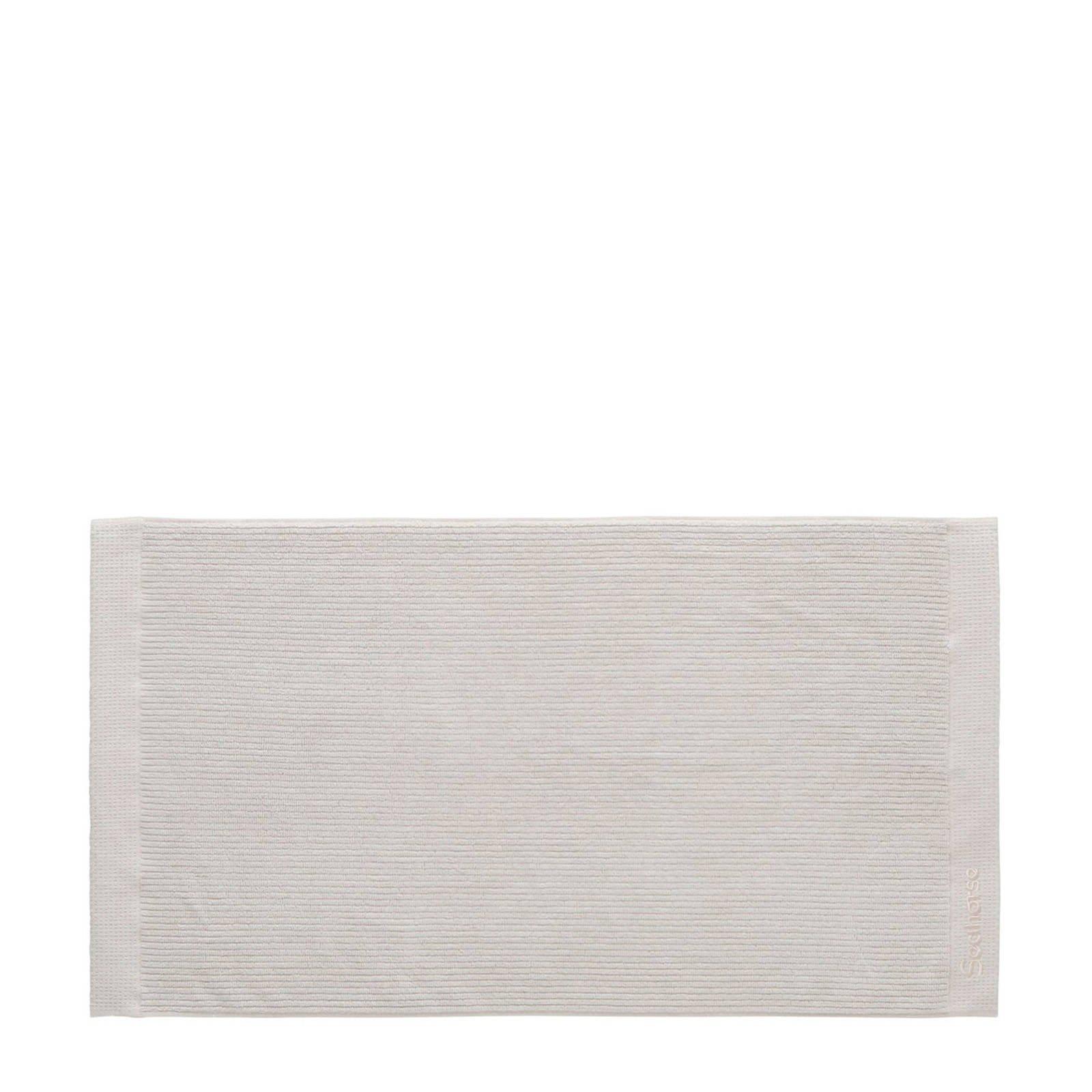 Seahorse Badmat Ridge 50 x 90 cm grijs online kopen