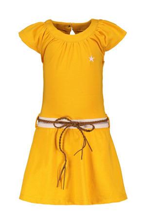 jurk zonnebloem geel