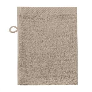 washand (set van 3) (16x21 cm) Zand