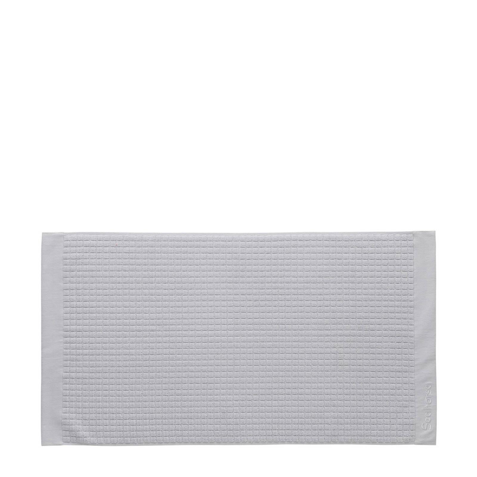 Seahorse Cube Badmat Silver Cloud 50x90cm online kopen
