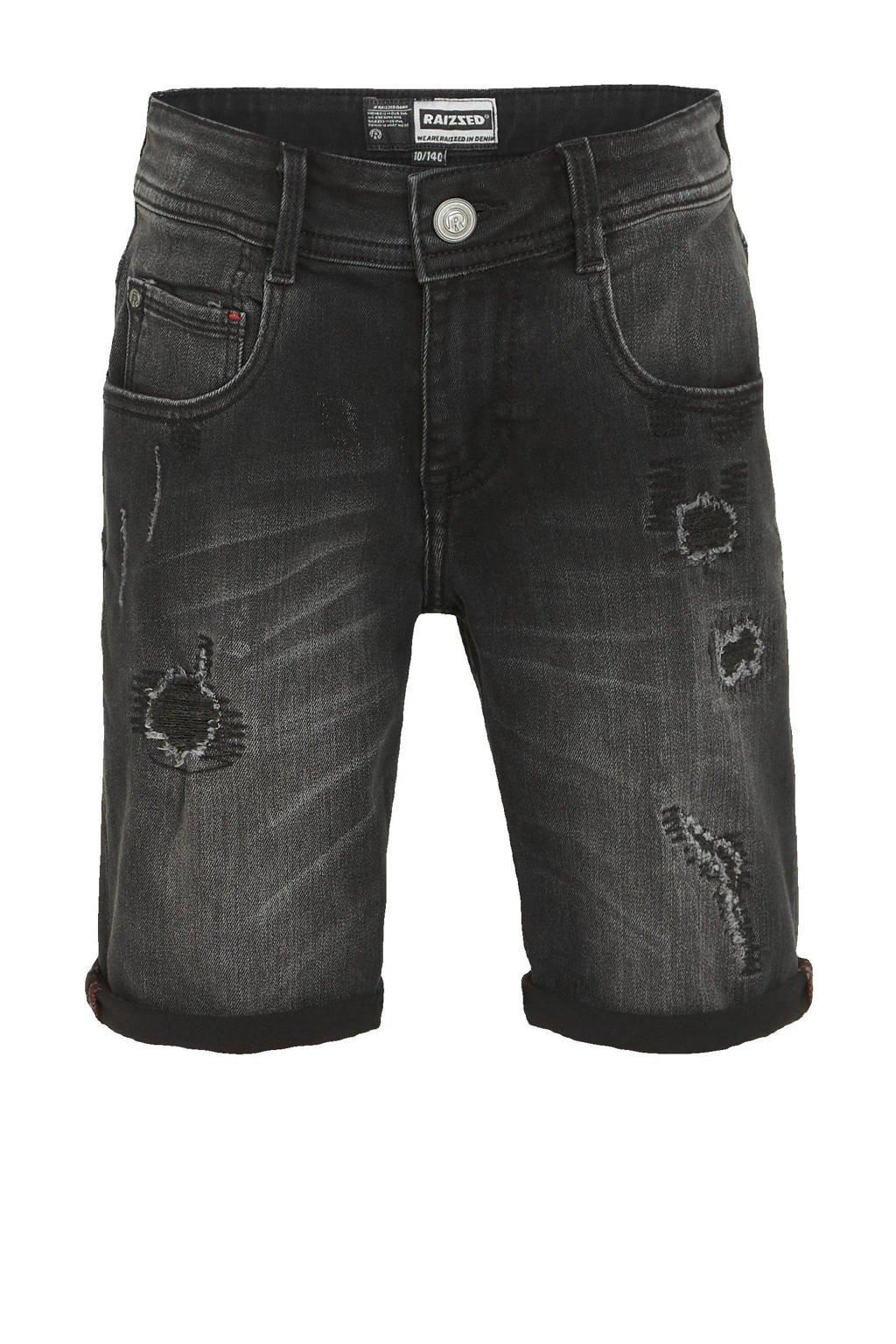 Raizzed jeans bermuda Oregon vintage grey, Vintage grey
