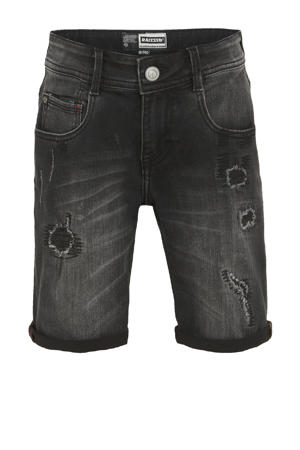 jeans bermuda Oregon vintage grey
