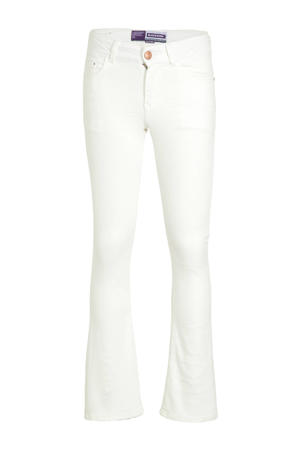 high waist flared jeans Melbourne wit