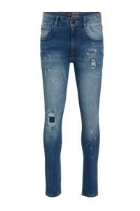Raizzed skinny jeans Tokyo dark blue stone, Dark blue stone