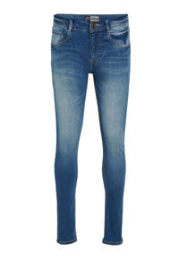 Raizzed super skinny jeans Bangkok mid blue stone, Mid blue stone