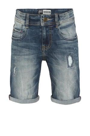 jeans bermuda Oregon vintage blue