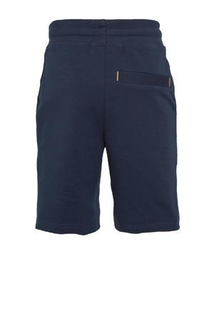 regular fit sweatshort Rome donkerblauw