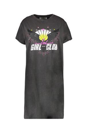 T-shirtjurk Alita van biologisch katoen 01 black