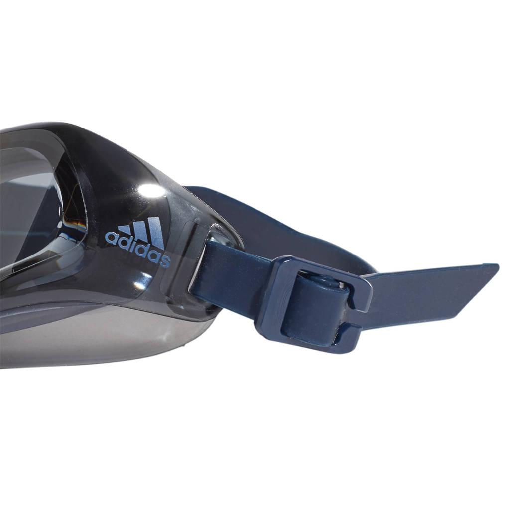 adidas Performance zwembril Peristar met anti-fog zwart, Zwart