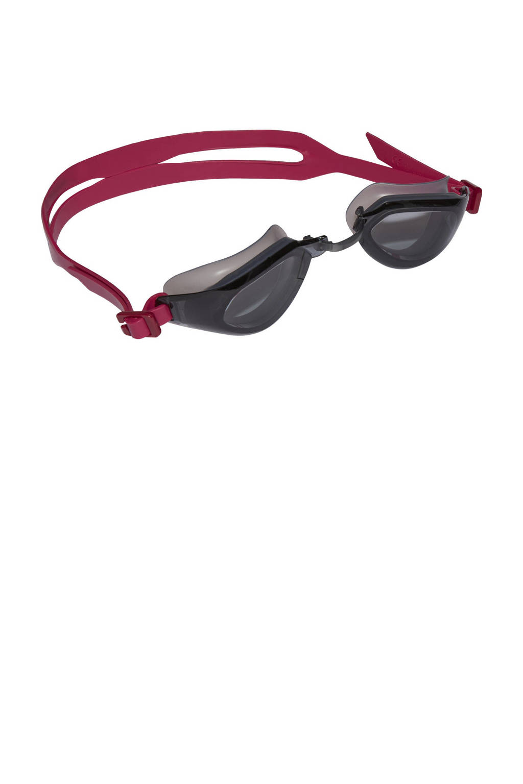 adidas Performance zwembril Peristar met anti-fog zwart/rood, Zwart/rood