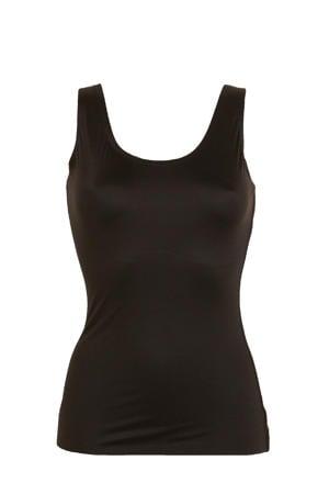 corrigerend hemd zwart