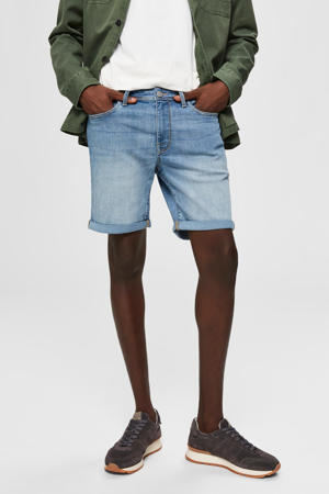 jeans short Alex light blue