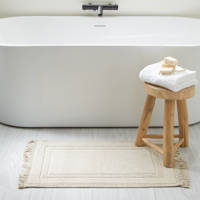 Wehkamp Home badmat (80x50 cm), Zand