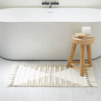 Wehkamp Home badmat (80x50 cm), Beige