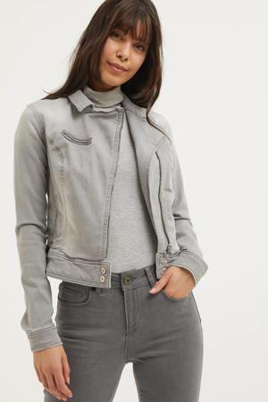 spijkerjasje Ellen grijs