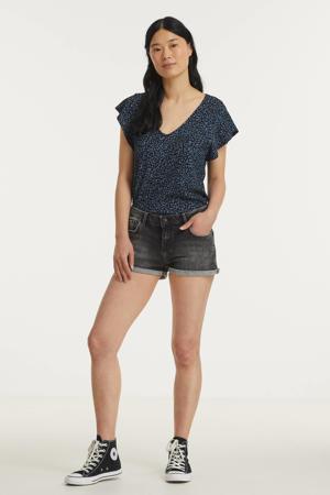 low waist skinny short Judie 53254 dias damaged