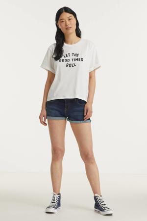 low waist skinny short Judie 53252 alviela