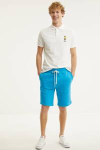 POLO Ralph Lauren regular fit sweatshort turquoise, Turquoise