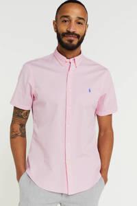 POLO Ralph Lauren regular fit overhemd lichtroze, Lichtroze