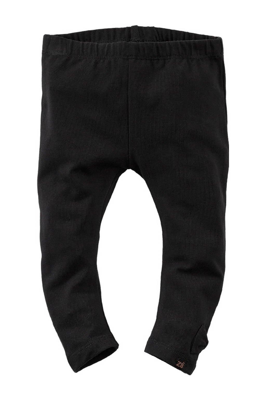 Z8 legging Elonie zwart, Zwart