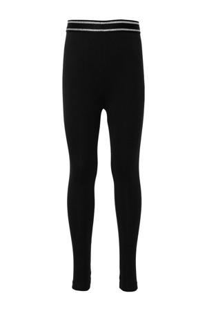 regular fit legging Flo zwart