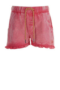 Quapi Girls regular fit short Fian koraalroze, Koraalroze