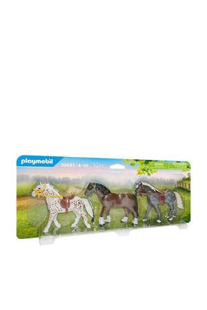 3 paarden 70683