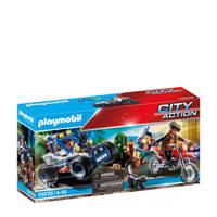 Playmobil City Action  Politie SUV: achtervolging van de schattenrovers 70570