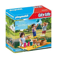 Playmobil City Life  Picknick in het park  70543
