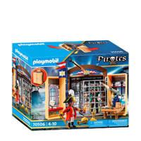 Playmobil Pirates  Speelbox 'Piratenavontuur' 70506