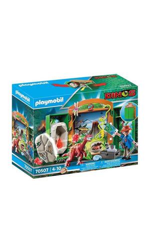 Speelbox 'Dino-onderzoeker' 70507